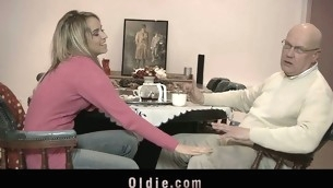 Aleska Diamond is a handful of top in force age teenager. This Babe is a sweet blond with a penchant for sex and this still good looking aged bastard upon makes muff craving for fucking. Her skills are high when it comes for blowjob