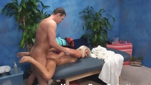 Everyone knows that one of the easiest ways connected with entice unfocused connected with fuck - it is connected with give good make known massage with suborn connected with her. This guy knows it for sure! Watch him gender the blondie charges massaging her.